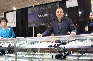jewelers at Florida Luxury Expo